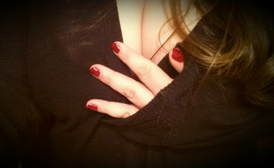 Red, Black and Nude